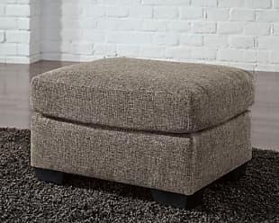 Ashley Furniture Hearne Ottoman, Ash