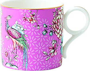 Wedgwood 40024010 Wonderlust Mug Lilac Crane, 3.3