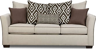 United Furniture Simmons Upholstery Stewart Sofa - 4202-03 STEWART LINEN