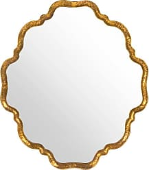 Zentique Carel Wall Mirror - 26.75W x 26.75H in. - ELT150290