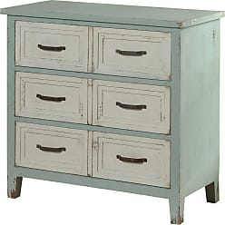 StyleCraft Illusion 3 Drawer Fir Dresser - SF25108DS