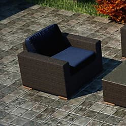Harmonia Living Outdoor Harmonia Living Arden Resin Wicker Patio Club Chair - HL-ARD-CH-CC-IN