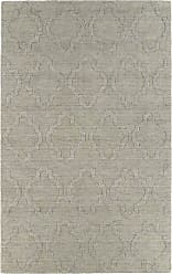 Kaleen Rugs Imprints Modern Hand-Tufted Area Rug, Oatmeal/Light Grey, 2 x 3