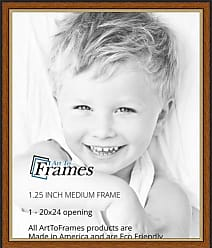 Art to Frames 20x24 inch Medium Tri-Colored Frame Picture Frame, WOM0066-83120-YHNY-20x24
