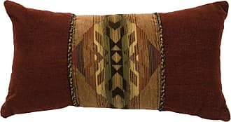 Wooded River Stampede Geometric Rectangle Indoor Pillow - WD23670