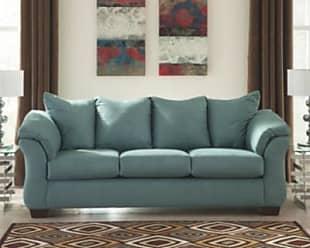Ashley Furniture Darcy Sofa, Sky