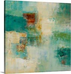 Great Big Canvas Abstract I Wall Art Print - 1035810_24_16X16_NONE