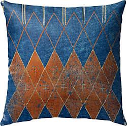 Kavka Designs Mestara Outdoor Pillow Purple/Orange - OPI-OP16-16X16-TEL8090