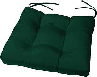 Cushion Source 19 x 18 in. Solid Tufted Sunbrella Chair Cushion