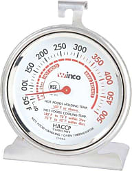 Winco USA Winco TMT-OV3 B001B4KUPY 3-Inch Dial Oven Thermometer with Hook and Panel Base, 1