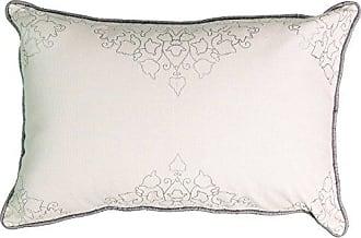 Ellery Homestyles Beautyrest La Salle Foil Decorative Pillow, 12x18, Pumice