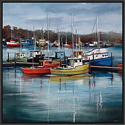 Ptm Images 9-13644 Sky Harbor, Canvas Wall Art, Black