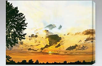 Gallery Direct Sunset Indoor/Outdoor Canvas Print by Jon Eric Narum - NE37400