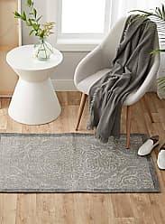 Simons Maison Chic velvet arabesque rug 65 x 110 cm