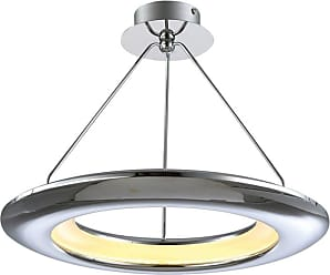 PLC Lighting 88808 Ufo Single Light 26 Wide Integrated LED Ring