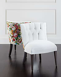 Haute House Home Tiffany Floral Chair