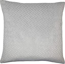 The Pillow Collection Heloise Floral Pillow Gray
