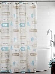 Simons Maison Driftwood shower curtain