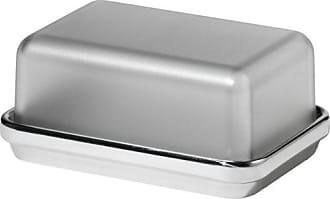 Alessi ES03 G Butter Dish, Grey