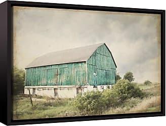 Brushstone Late Summer Barn I Wall Art - 2URQ029A0810F