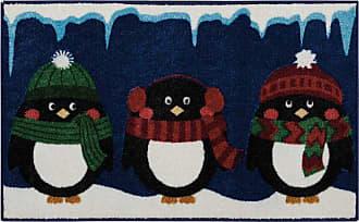 Nourison Accent Decor Three Penguins Indoor Doormat - 99446302359