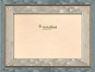 5X 7 Natalini Marquetry Photo Frame Made in Italy Violet Tulipwood