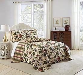 Ellery Homestyles WAVERLY Bedspread Collection, Queen, Laurel Springs