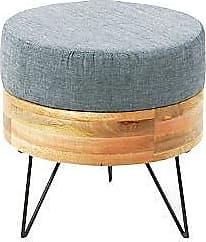 DesigneIt by Moe's Pouf Round Ottoman