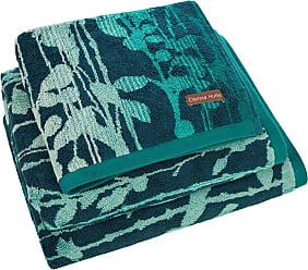 Clarissa Hulse St Lucia Towel - Peacock - Bath Towel