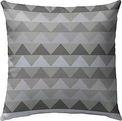 Kavka Designs Caps Outdoor Pillow Gray - OPI-OP16-16X16-BGA522