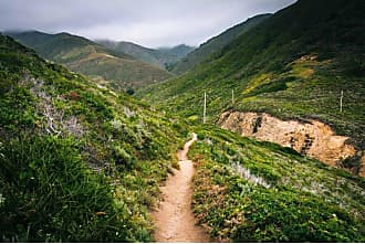 Noir Gallery Trail at Garrapata State Park California on Canvas - CCA-03-TW-08