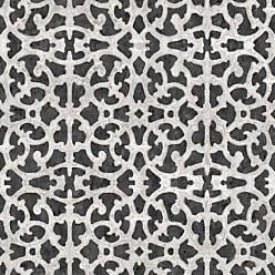 RoomMates Monochrome Scroll Gate Peel and Stick Wallpaper - RMK11204RL