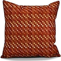 E by Design E by design O5PGN733OR16-20 Printed Outdoor Pillow