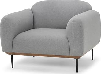NUEVO Benson Lounge Chair Shadow Gray - HGSC259