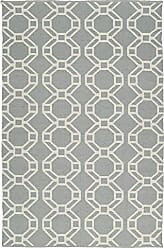 Kaleen Rugs Brisa Collection BRI05-75A Grey Handmade 2 x 3 Rug