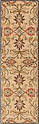 Surya Caesar CAE-1116 Hand Tufted Wool Classic Runner, 3-Feet by 12-Feet