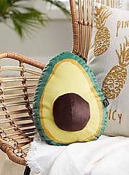 Simons Maison Avocado cushion 19 x 30 cm