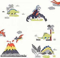 Portodesign Papel de Parede Vinílico Rolo Dreamland DR12403 Porto Design Colorido