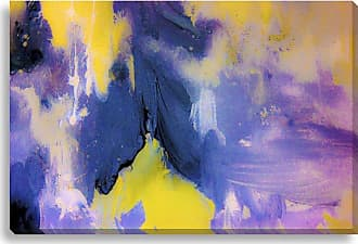 Gallery Direct Out of the Blue Indoor/Outdoor Canvas Print by Lisa Fabian, Size: Medium - NE73424