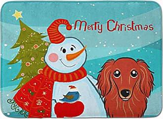 Carolines Treasures Irish Terrier Welcome Floor Mat 19 x 27 Multicolor