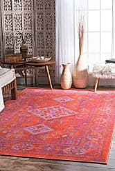 nuLOOM 200MCGZ30A-8010 Vintage Inell Area Rug, 8 x 10