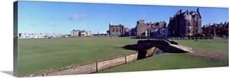 Great Big Canvas Royal Golf Club St Andrews Scotland Canvas Wall Art - 52776_24_36X12_NONE
