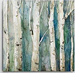 WEXFORD HOME River Birch II Wrapped Canvas Art Print, 16 x 16