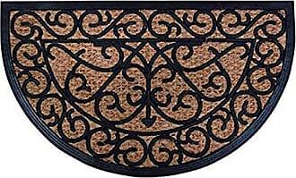 LH159 schwarz Esschert Design Stiefelschale 80 x 40 x 2.2