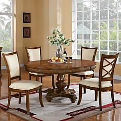 Riverside Furniture Riverside Windward Bay Round Pedestal Dining Table - RVS2335-1