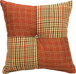 Wooded River Reel Time Striped Decorative Throw Pillow - WD23571