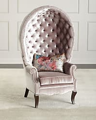 Haute House Home Papillion Tufted Chair