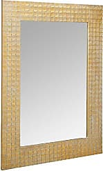 Yosemite Home Decor Yosemite Home Decor Silver Framed Mirror