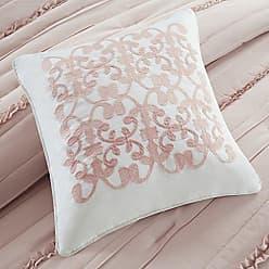 Madison Park Celeste 5 Piece Comforter Set, Pink, Queen
