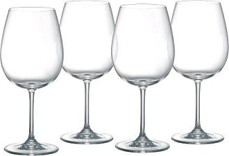 Waterford Marquis by Waterford 100-632 Vintage Full Body Red Wine Glasses, Set of 4
